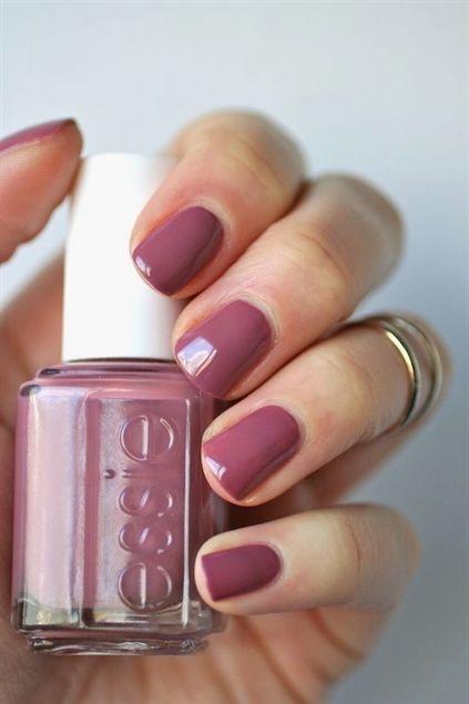 5 Ways To Make Your Nail Polish Stay On Longer Tips Polish Beauty Gelnailpolish Mauve Nails Nail Polish Beauty Nails