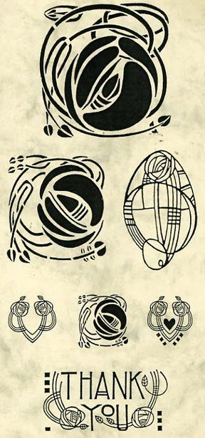 art nouveau graphic cerca con google art nouveau pinterest graphics rose city and fonts. Black Bedroom Furniture Sets. Home Design Ideas