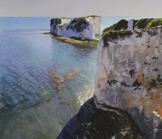 Chalk Cliff, Old Harry:
