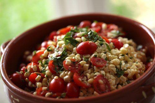 tomato basil salad corn tomato and more corn salads fresh basil ...