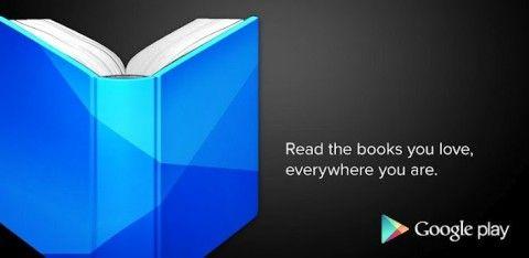 Google Play Livres   Arrivée imminente en France ? Android France