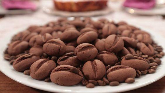 Kahve Çekirdeği Kurabiyesi | Nursel'in Mutfağından Yöresel Yemek Tarifleri