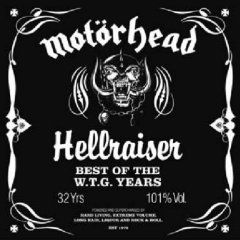 Hellraiser - The Best of the WTG Years  (Compilation)  October 1, 2007