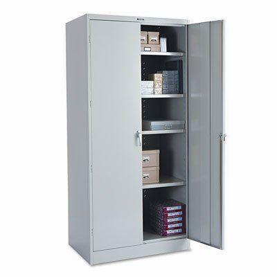 Rebrilliant Helena 2 Door Storage Cabinet Locking Storage Cabinet Storage Cabinets Door Storage