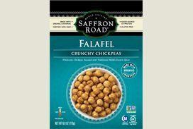 Saffron Road Foods Crunchy Chickpea Snacks