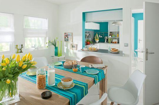 cuisine semi ouverte sur salon avec bar les nouvelles id es restaurant photos and cuisine. Black Bedroom Furniture Sets. Home Design Ideas