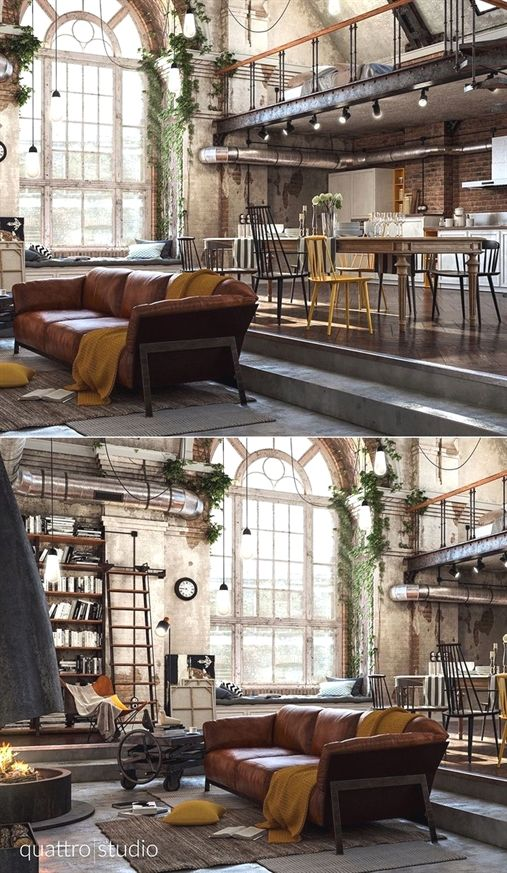 Things You Must Know When It Comes To Interior Design Loft