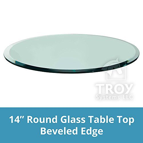 Round Glass Table Top Clear Tempered 1 2 Thick Glass Wit Https