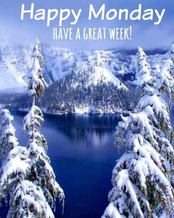 """Résultat de recherche d'images pour """"have a nice week winter"""""""
