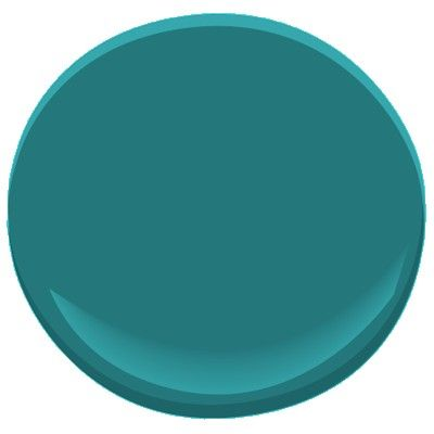 largo teal - 742 /another great BM paint selection for you from jannino painting + design boston/cape cod ft myers/naples clearwater/st pete