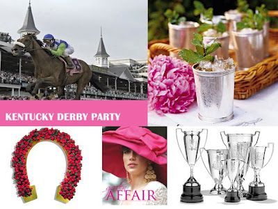 Image Detail for - Kentucky Derby Party - Mint Julep & Decoration Ideas - Churchill Downs ...