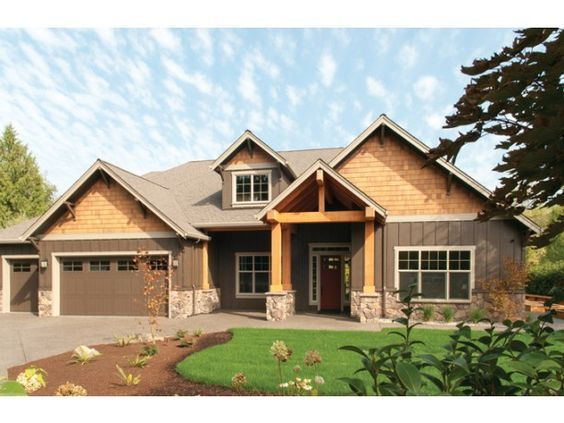 One Story House | Take A Look Inside This Terrific One Story Home Plan Dhsw67349