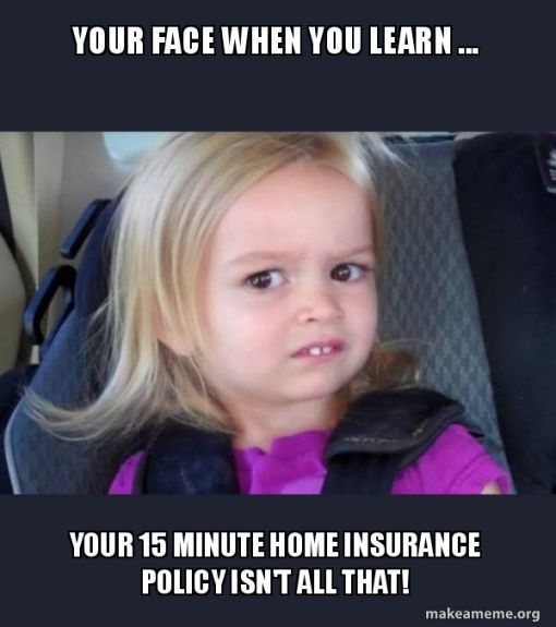 Understand The Background Of Homeowners Insurance Meme Now