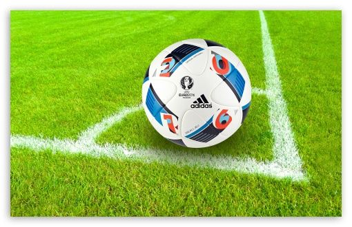 Uefa Euro 2016 Ball Hd Wallpaper For 4k Uhd Widescreen Desktop Smartphone Soccer Personalized Football Sports