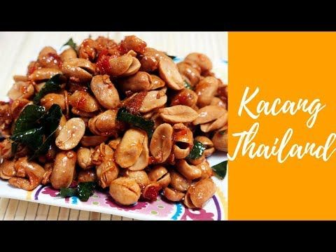 Resep Kacang Thailand Pedas Manis Dengan Tanpa Oven Resep Masakan Resep Resep Makanan Sehat