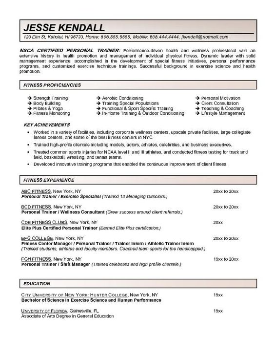 writing cv example personal statement - Resume Personal Statement