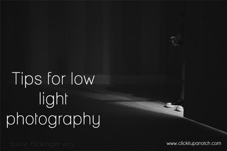 Low light photography tips: