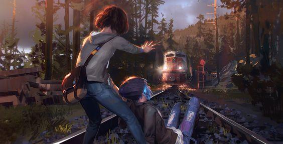 #LifeisStrange Para más información sobre #videojuegos visita nuestra página web: www.todosobrevideojuegos.com y Síguenos en Twitter https://twitter.com/TS_Videojuegos