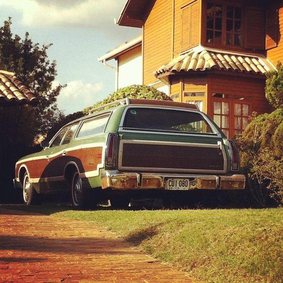 Carro antigo boliviano