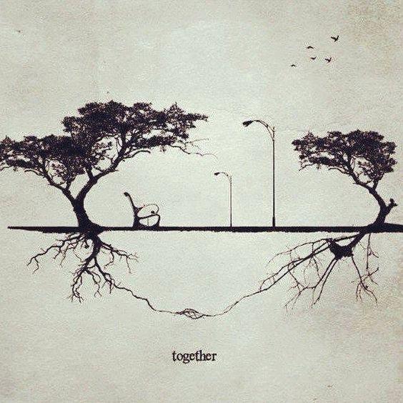 Lo que está destinado a estar unido nada ni nadie lo puede separar