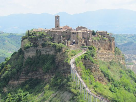 Italy Road Trip Day 6 Umbria Civita Di Bagnoregio E Assisi
