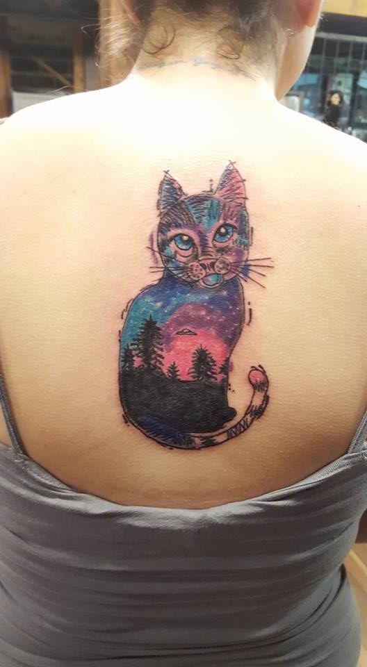 galaxy kitty