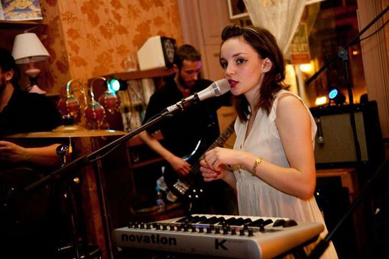 Lauren Mayberry (I think this is from when she was in Blue Sky Archives)