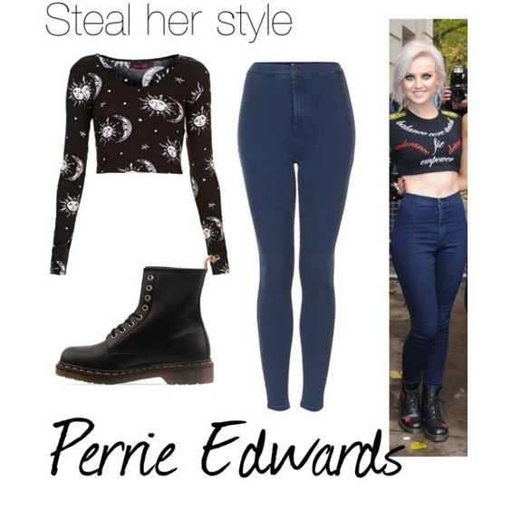 Perrie Edwards Steal Her Style 2014 Steal her style...