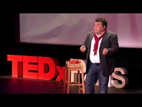 Guillaume Bapst – L'épicerie solidaire, nouvelle forme d'aide alimentaire | TEDxParis