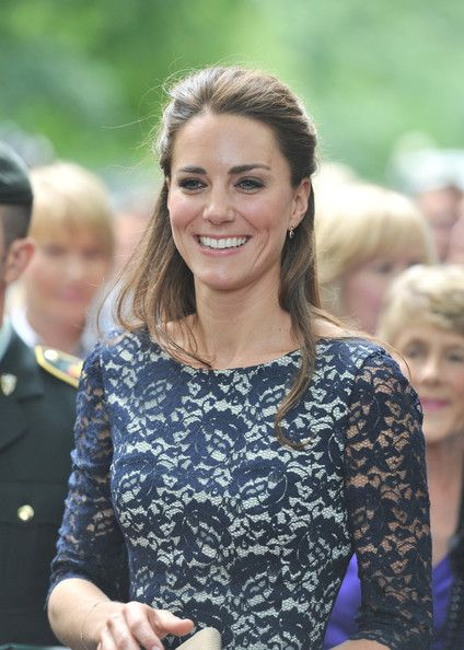Kate Middleton in The Duke And Duchess Of Cambridge Canadian Tour - Day 1
