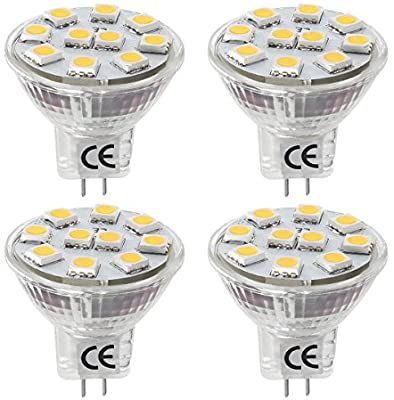Kichler 12v 20w Mrc 11 Flood Lamp Bulb In Clear 10 Pack Lamp Bulb Light Bulb Wattage Bulb