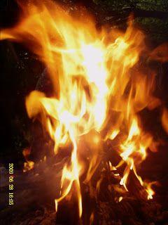 VOCES ANCESTRALES: Fuego Sagrado