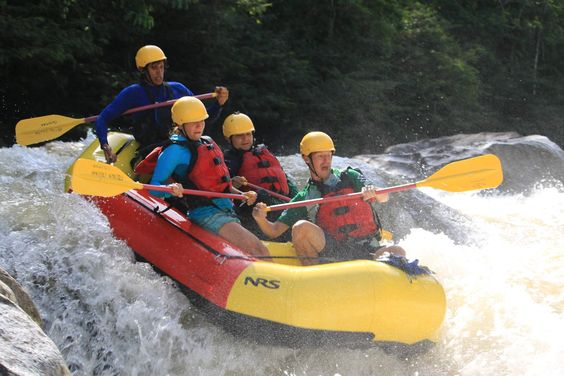 STUNNING ATV 1HR + FUN RAFTING 3HR from Medellin - Image 8