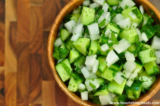The Whole Life Nutrition Kitchen: Nightshade-Free Salsa #AIPaleo