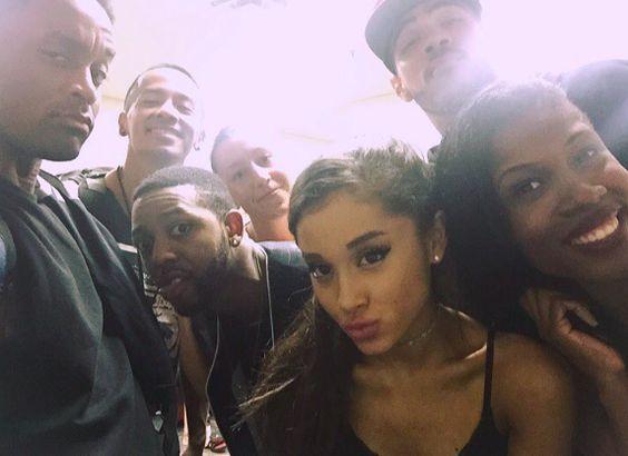 Ariana & friends