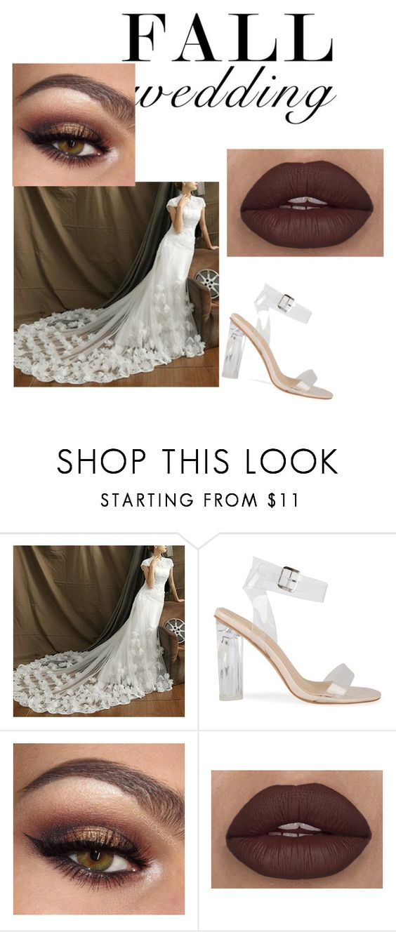 """Wedding Day!!!!"" by fabryce2004 ❤ liked on Polyvore featuring fallwedding"