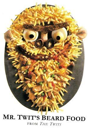 Food ideas from Roald Dahl's 'Revolting Recipes.'