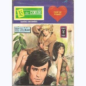 As de Coeur : n° 63, Trop de femmes