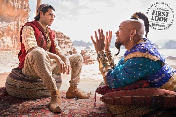 Phim Aladdin 2019