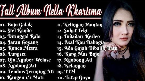 Download Mp3 Pamer Bojo Nella Kharisma Versi Cendol Dawet Plus