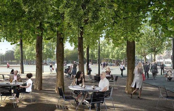 Der Stadtrat beantragt dem Gemeinderat einen Kredit von rund 17 Millionen Franken für die Neugestaltung des Sechseläutenplatz.