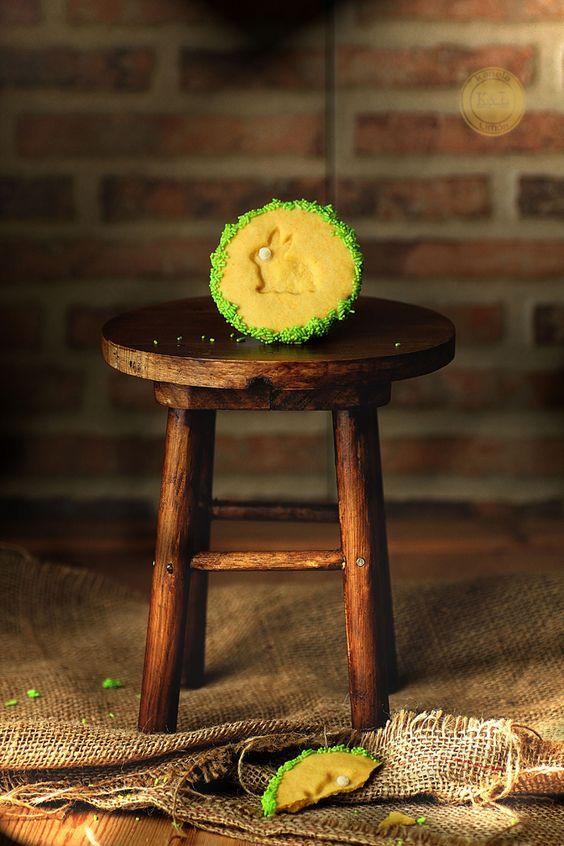 Kanela y Limón: Galletas de zanahoria / Recetas para pascua
