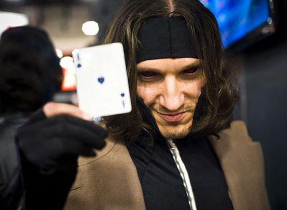 Comic-Con 2011 – Gambit