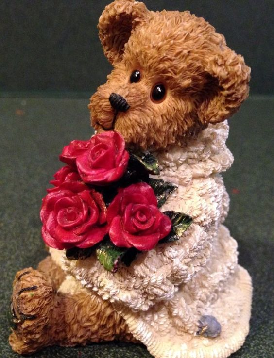 """Boyd's Bears Special Occassian Collection""""FROM THE HEART"""""""