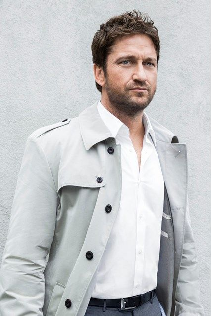 """Gerard Butler is a Boss Scot - GQ.co.uk"""