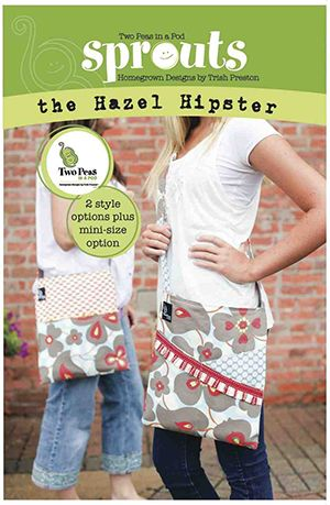 Hazel Hipster bag ~ Sprouts Sewing Pattern