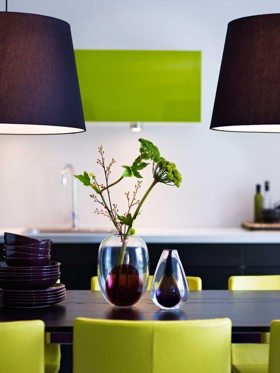 ikea sterreich inspiration esszimmer gr n braun schirm j ra esstisch torsby service. Black Bedroom Furniture Sets. Home Design Ideas