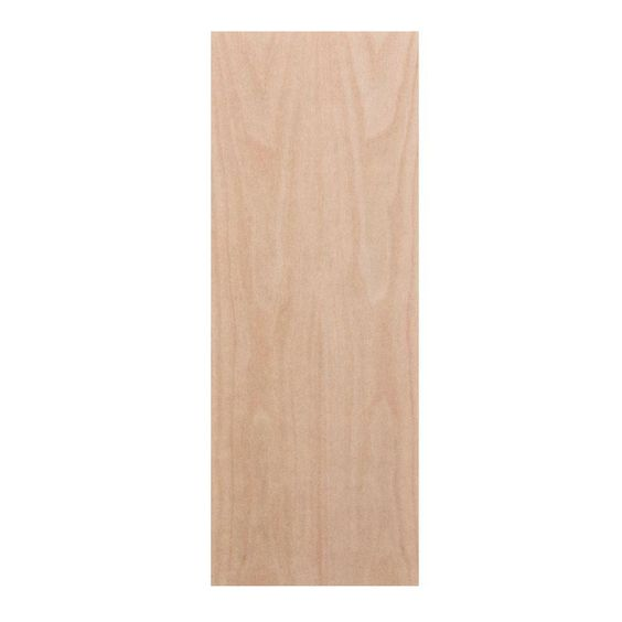 null 11.5x30x.125 in. Kitchen Cabinet End Panel in Unfinished Oak ...