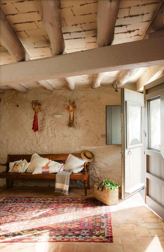 Una masía con mucha historia · ElMueble.com · Casas:
