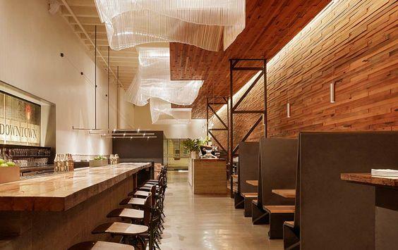 Aidlin Darling Design / Bar Agricole in San Francisco